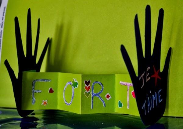 bonne f te papa bricolages activit s pour enfants petits pieds petites mains. Black Bedroom Furniture Sets. Home Design Ideas